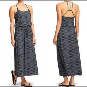 Athleta Ariel Novella Back Cutout Maxi Dress